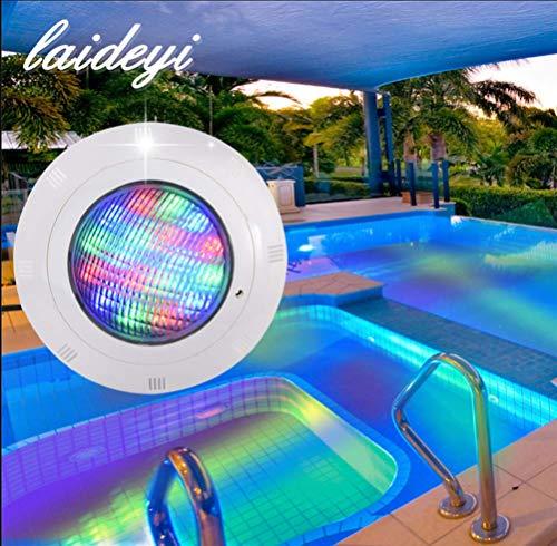 24W 36W Led Swimming Pool Light IP68 Waterproof ACDC 12V Outdoor RGB UnderWater Light Pond Led Piscina Luz Spotlight