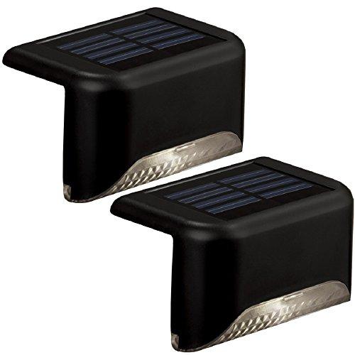Portfolio Landscape Solar LED Deck Light Kit