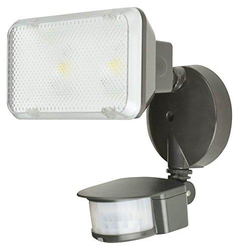 AFX Lighting TPDW1300L50RBMS Clear Lexan Lens LED Flood Light Fixture Rubbed Bronze