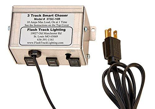 Flash Track Lightings 3 Track Smart Chaser
