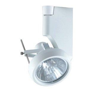 Jesco Lighting HMH270T6NF70-W Contempo 270 Series Metal Halide Track Light Fixture T6 24-Degree Narrow Flood 70 Watts White Finish