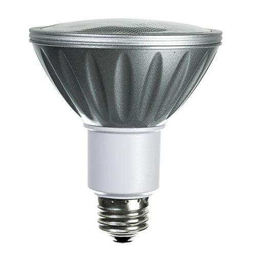 Kobi Electric K7L6 12-watt 60-Watt PAR30 LED 3000K Warm White Outdoor Flood Light Bulb Non-Dimmable
