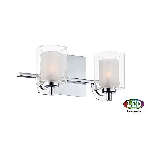 Quoizel Kolt Klt8602c Bathroom Vanity Light
