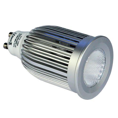 ZITRADESTM GU10 8 Watt LED Outdoor Landscape Metal Spot Light Fixture Low Voltage Mood Lighting Tracking Lighting Recessed LightingWarm White