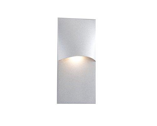 CSL Lighting SS3007-SA Architectural 4-34 High Vertical Rectangular LED Step Light in Satin