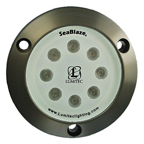 Lumitec SeaBlaze3 White Output LED Underwater Light 101055