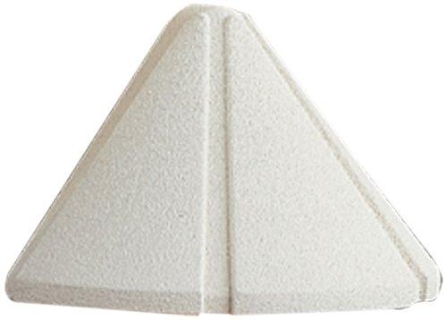Kichler Lighting 15765WHT LED Mini Deck Light Low Voltage Deck and Patio Light Textured White