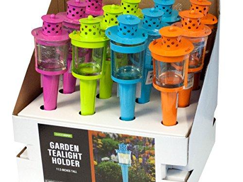 Garden Depot Garden Lighthouse Tealight Holder Countertop Display