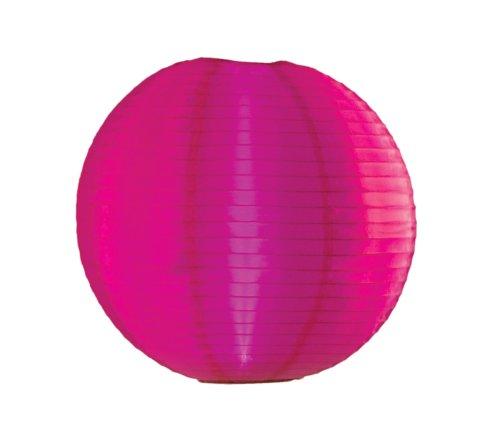 Bethlehem Lighting GKI 10 Lantern Battery-Operated LED Mini Light 14-Inch hang or Tabletop Sphere Pink