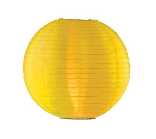 Bethlehem Lighting GKI 10 Lantern Battery-Operated LED Mini Light 14-Inch hang or Tabletop Sphere Yellow