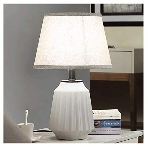 GPZ-table lamp Ceramic Table Lamp Bedroom Bedside Lamp Modern Bedside Desk lamp Energy Level A Color  1