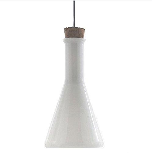 HYY Modern minimalist chandelier glass chandelier chandelier living room bedroom alcohol bottles decoration living room chandelier  c
