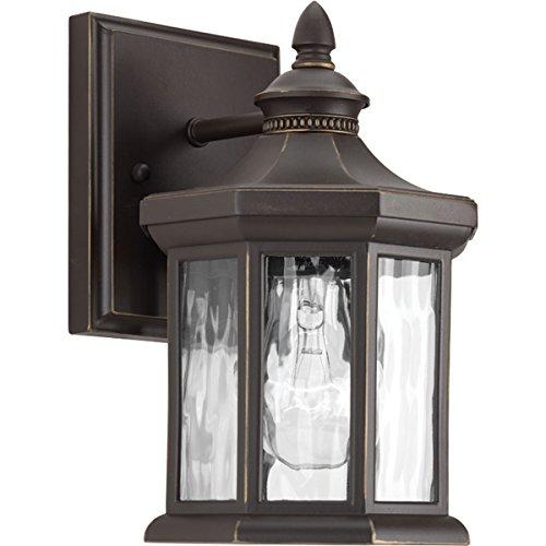 Progress Lighting P6070-20 Traditionalclassic 1-100w Med Wall Lantern Antique Bronze