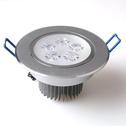 20pcs 15W LED Ceiling lamp Recessed downlight roof Down Bulb Spot Light AC 100-240V
