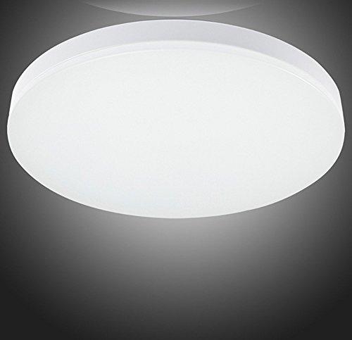 S&ampg&reg 96-inch Led Ceiling Lights 8w 5000kcool White 650-750lm Flush Mount Bedroom Ceiling Lights Dining Room