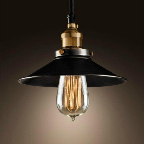 Lightinthebox European-style Retro 1 Light Pendant In Painting Processing Modern Home Ceiling Light Fixture Flush