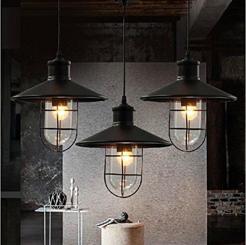 Aiwen Miners Chandelier Pendant Light Ceiling Lamp  Bulbs not Included  1 Lamp Holder