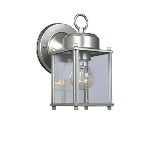 Designers Fountain 1161-PW Wall Lantern 8 in in