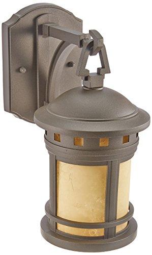 Designers Fountain 2370-AM-ORB Wall Lantern Oil Rubbed Bronze