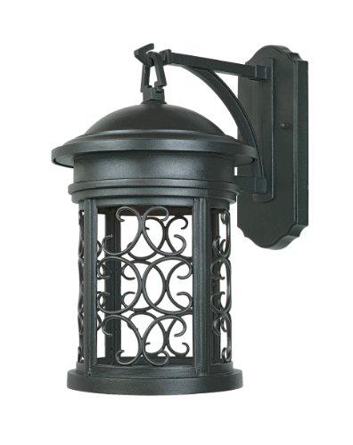 Designers Fountain 31121-ORB Ellington-DS Wall Lanterns Oil Rubbed Bronze