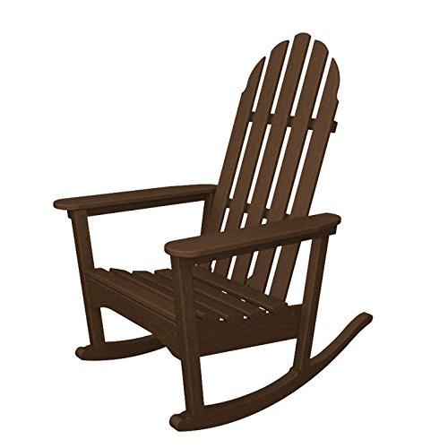 POLYWOOD Adirondack Rocking Chair