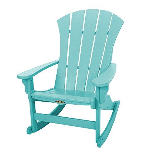 Pawleys Island Durawood Sunrise Adirondack Rocking Chair