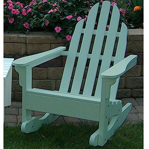 Prairie Leisure Aspen Adirondack Rocking Chair