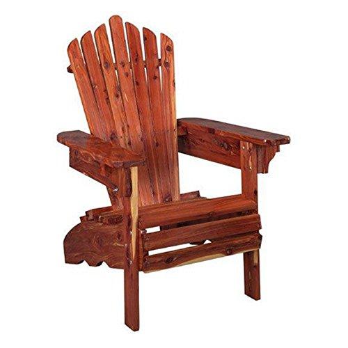 Beecham Swing Co Aromatic Red Cedar Adirondack Chair