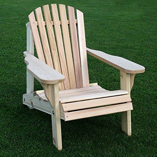 Creekvine Designs American Forest Cedar Adirondack Chair