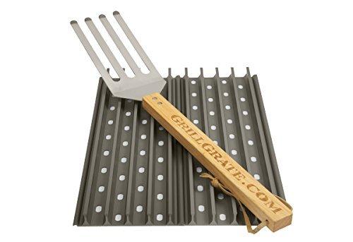 Set Of Two 1375&quot Grillgrates interlockinggrate Tool