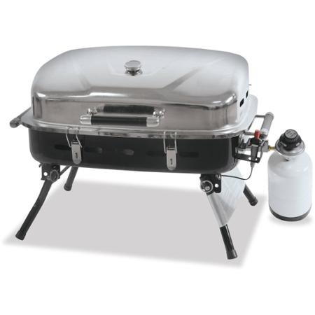 Blue Rhino Outdoor LP Gas Grill Stainless Steel