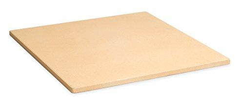 Pizzacraft 15&quot Square Cordierite Bakingpizza Stone - For Oven Or Grill - Pc9897