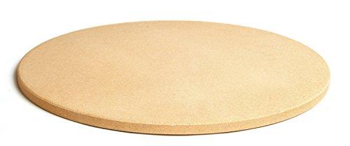 Pizzacraft 165&quot Round Cordierite Bakingpizza Stone - For Oven Or Grill - Pc9898