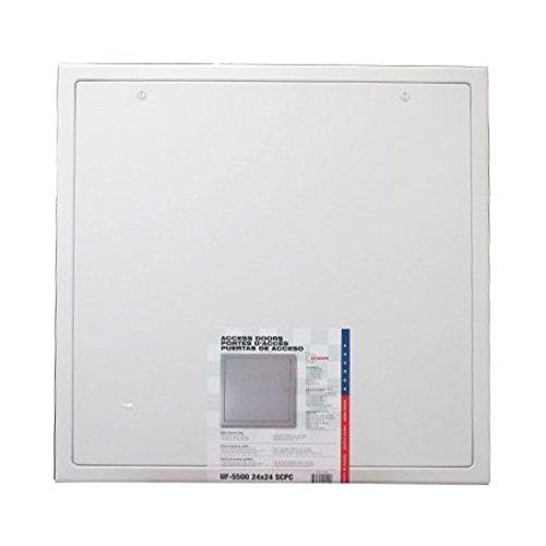 24 X 24 White Prime Coated Steel Metal Access Door