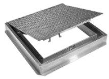 Acudor FC-300 Channel Frame Floor Access Door 48 x 72
