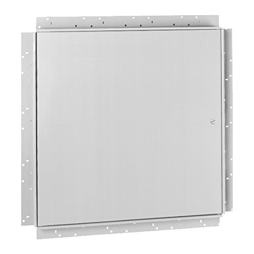 16 x 20 PW - Concealed Frame Flush Access Panel for Plaster Walls Ceilings - JL Industries