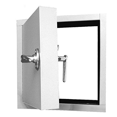 18 x 18 Exterior Flush Access Panel - Weather Resistant