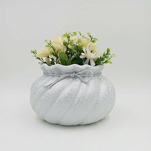 Ceramic Hotei Cacti Succulent Plant Pot Flower Planter Mini Garden Design