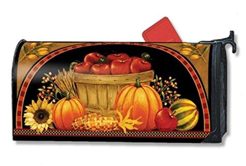 Mailwraps Harvest Basket Mailbox Cover 01004