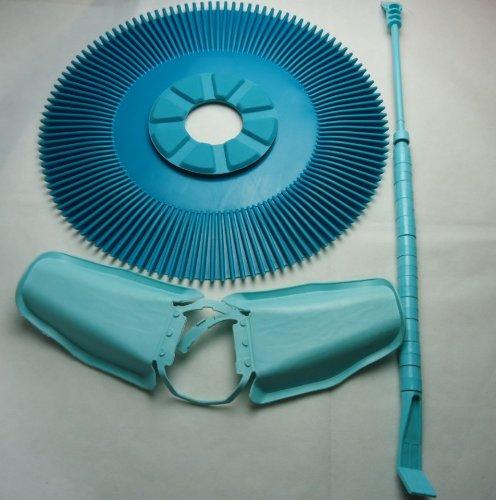 Pool Cleaner Seal  Foot Pad  Wing Set  Bumper Strap Part Kit for Pentair Kreepy Krauly