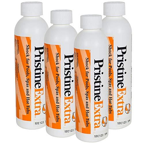 Pristine Extra 8 oz Pool Spa Chlorine Shock 4