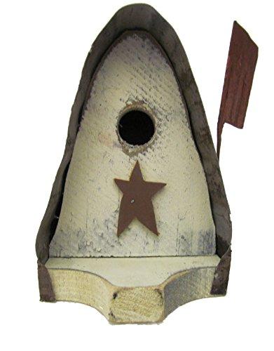 Bird-n-hand Mailbox Birdhouse
