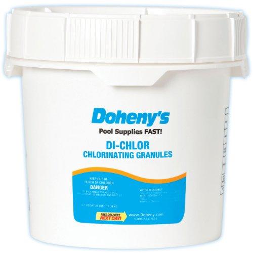 Dohenys Di-chlorgranular Chlorine 25 Lbs