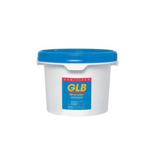 GLB 71222 Stabilized Granular Chlorine 25lb Fast-Dissolving Formula