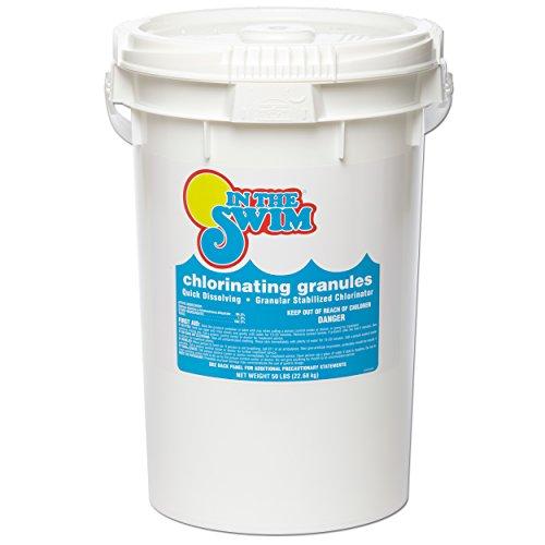 In The Swim Granular Pool Chlorine 50 lbs
