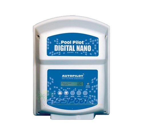 AutoPilot COBDIG2SC60SUS Digital 110220-Volt Digital Chlorine Generator with Super Cell-60 Cell And CoPilot Ozonator