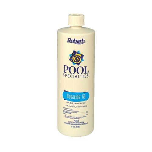 Robarb R20366 Robacide 60 Algaecide Pool Specialties