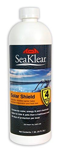 Seaklear Solar Shield Liquid Pool Solar Cover - 1 Quart