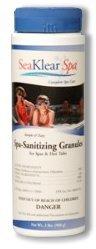 Seaklear Spa Sanitizing Granules For Spasamp Hot Tubs 2 Lb
