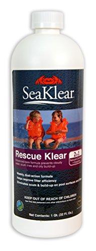 WQA Certified - SeaKlear Rescue Klear 1 Quart